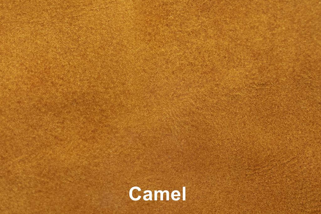 Kleurstaal Industrial Leather Tobacco
