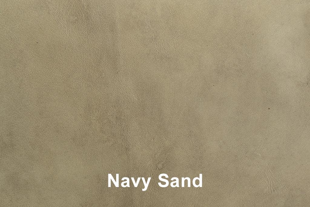 Farbmuster Vintage Art Navy Sand