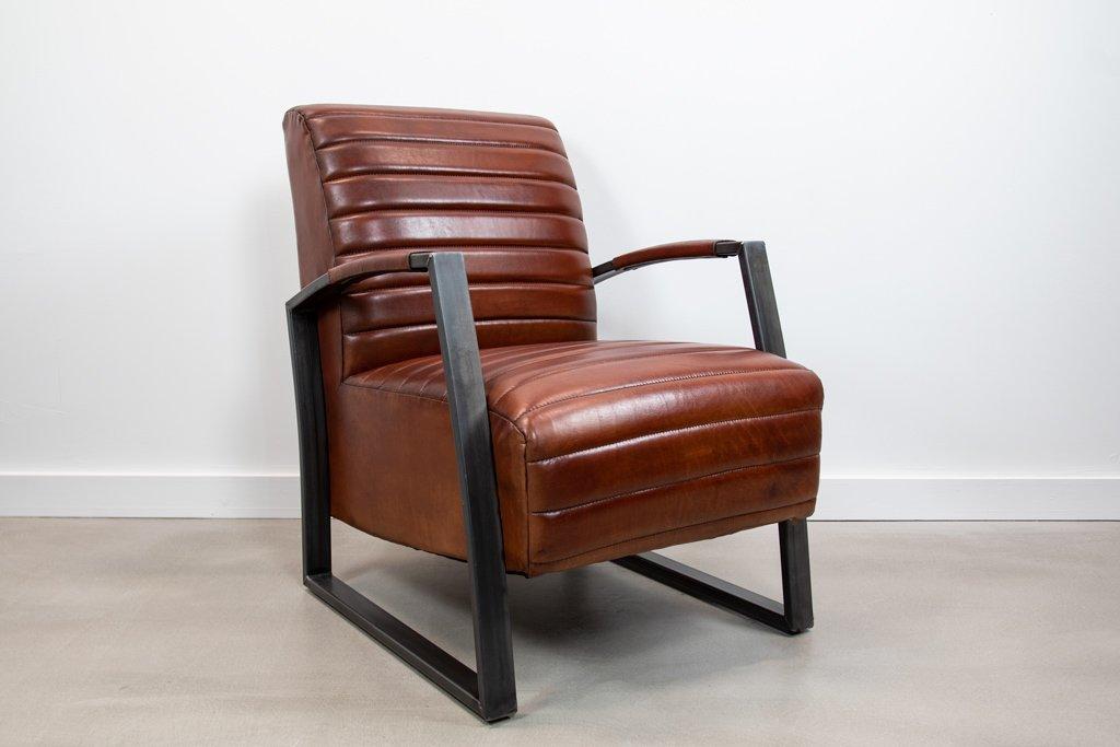 Buffalo Sessel Bari - Vintage Leder - Art. 135