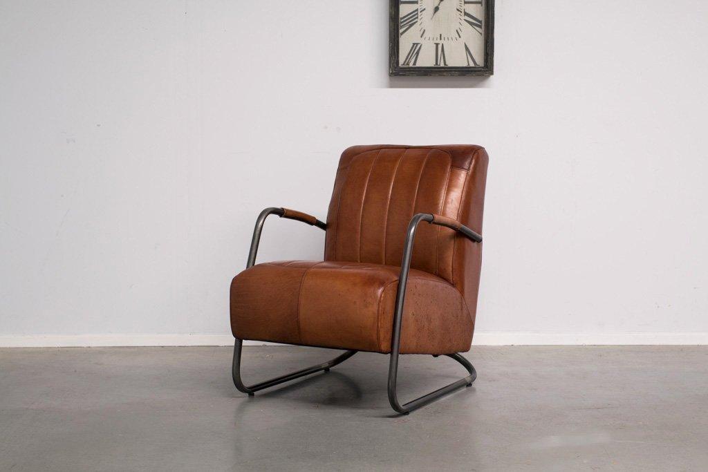 Buffalo Sessel Retro - Vintage Leder - Art. 138