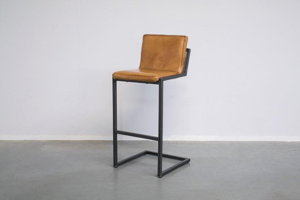 Industrie Barhocker Soem Narrow - Vintage Art - Hoch