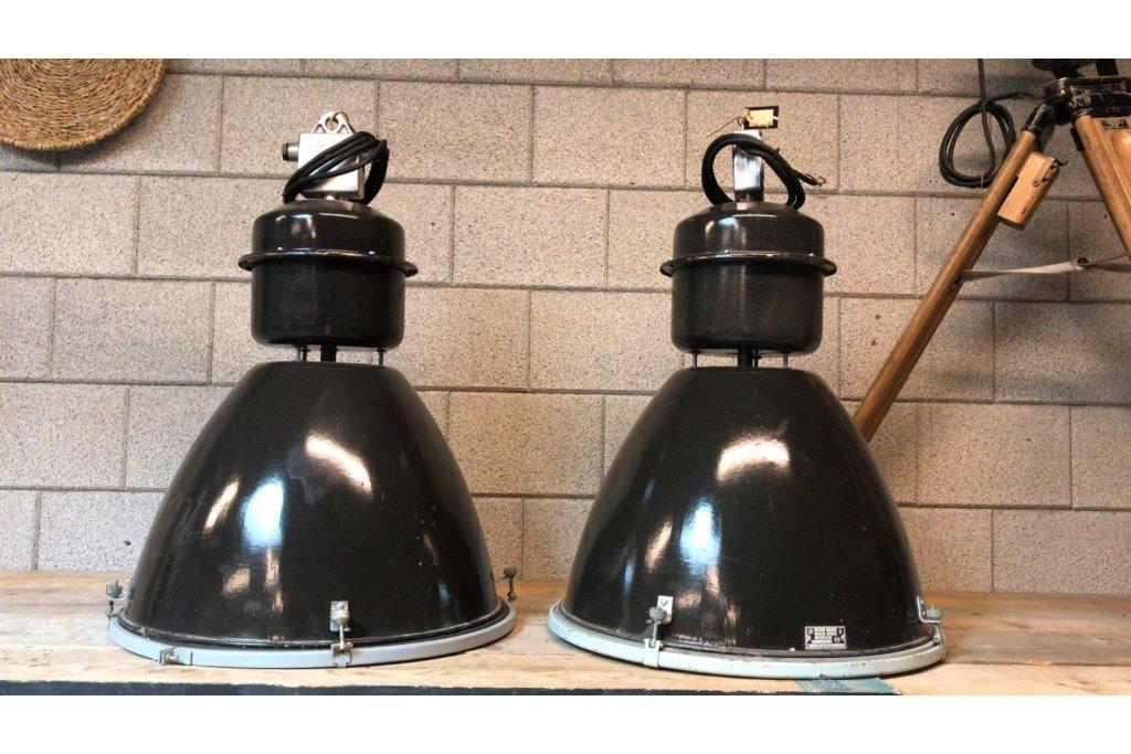 Industrie Schwarze Lampen - S1038