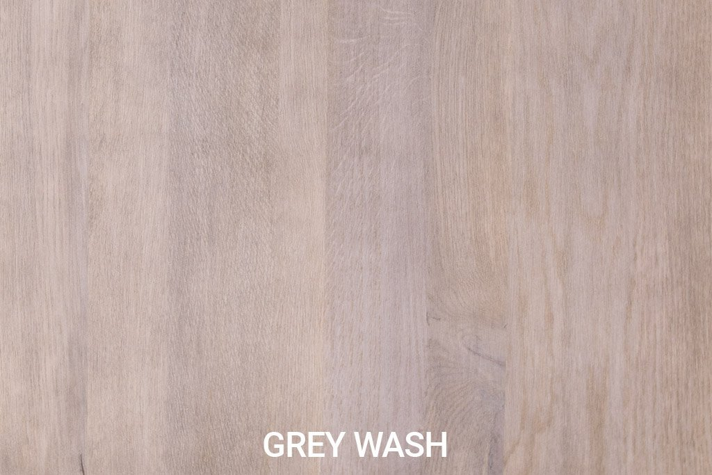 Farbmuster Rustikale Eichenholz Grey Wash