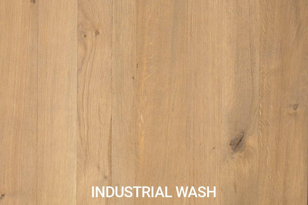 Farbmuster Rustikale Eichenholz Industrial Wash
