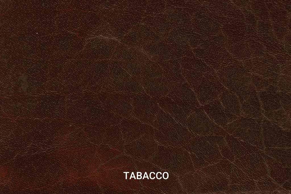 Farbmuster Büffelleder Vintage Tabacco