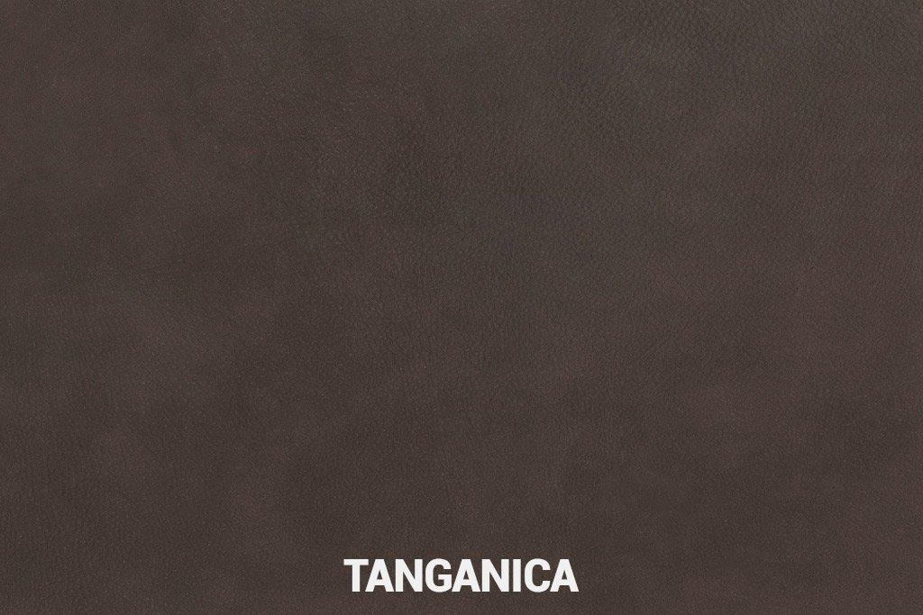 Farbmuster Büffelleder Elegant Tanganica